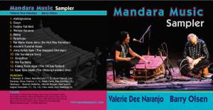 Mandara_CD_sampler